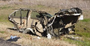 Fatal multi-car crash, Mineola, TX