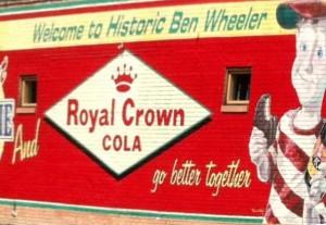 City of Ben Wheeler