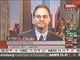 Chris Bebel, CNNfn legal expert